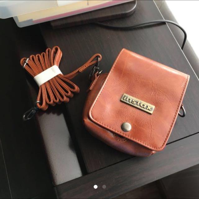 Leather Case Instax Mini 8