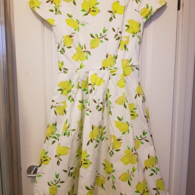 Lemon dress size 12
