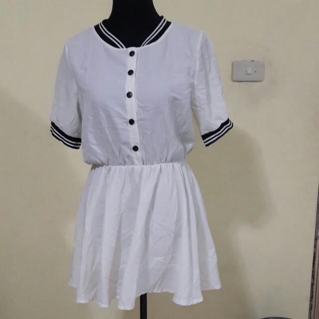 Long blouse size Large