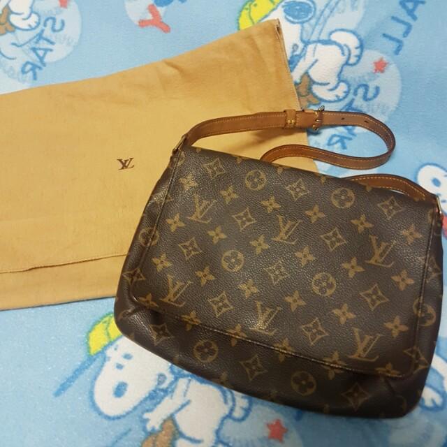 Louis Vuitton 肩背包 小王菲包