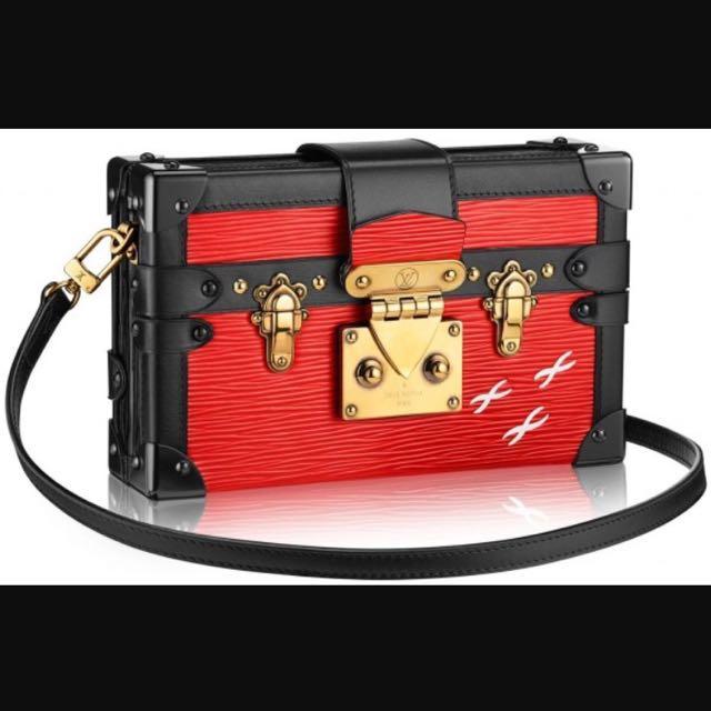 687757143fae Louis Vuitton LV Petite Malle