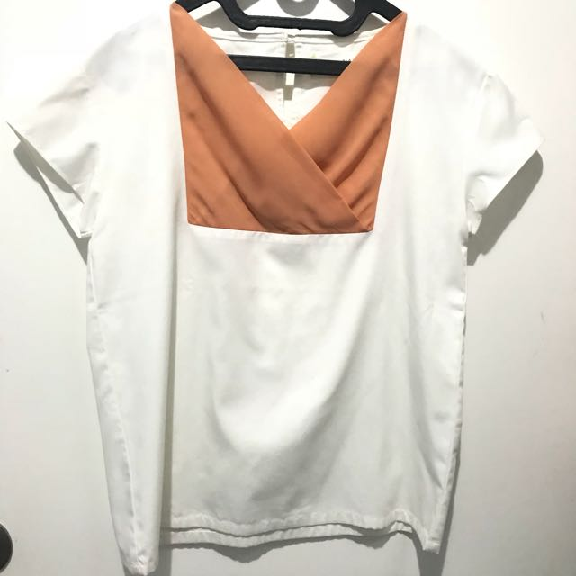 MAJOR MINOR ORANGE TOP