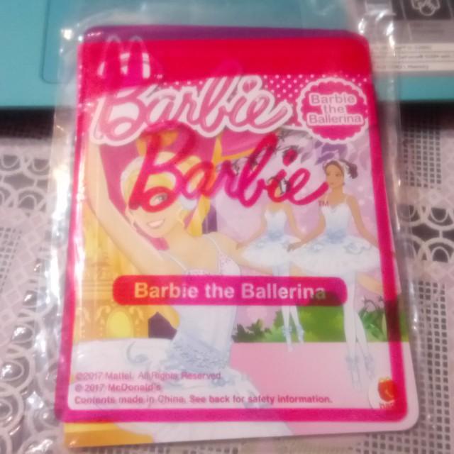 McDonald's Happy Meal - Barbie The Ballerina