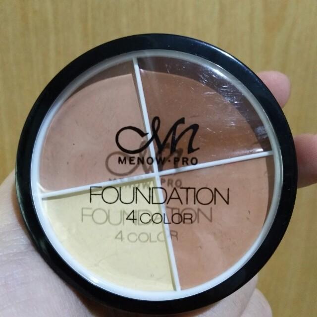 Menow foundation Contouring Import ORIGINAL