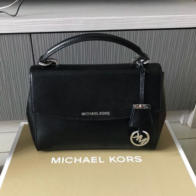 Michael Kors Ava Medium Satchel Bag