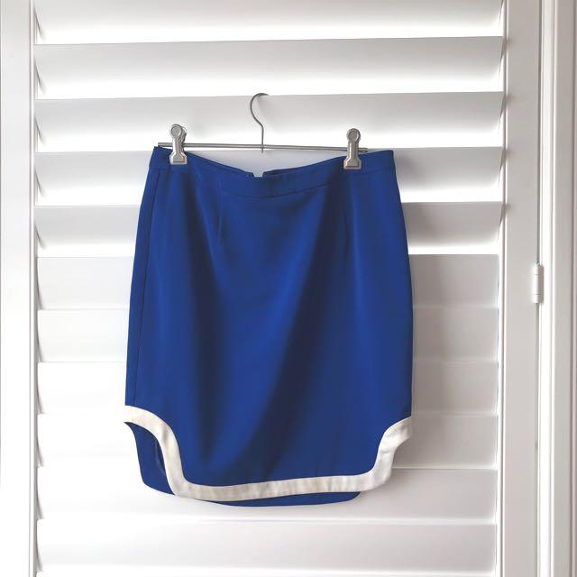 Minty Meets Munt skirt