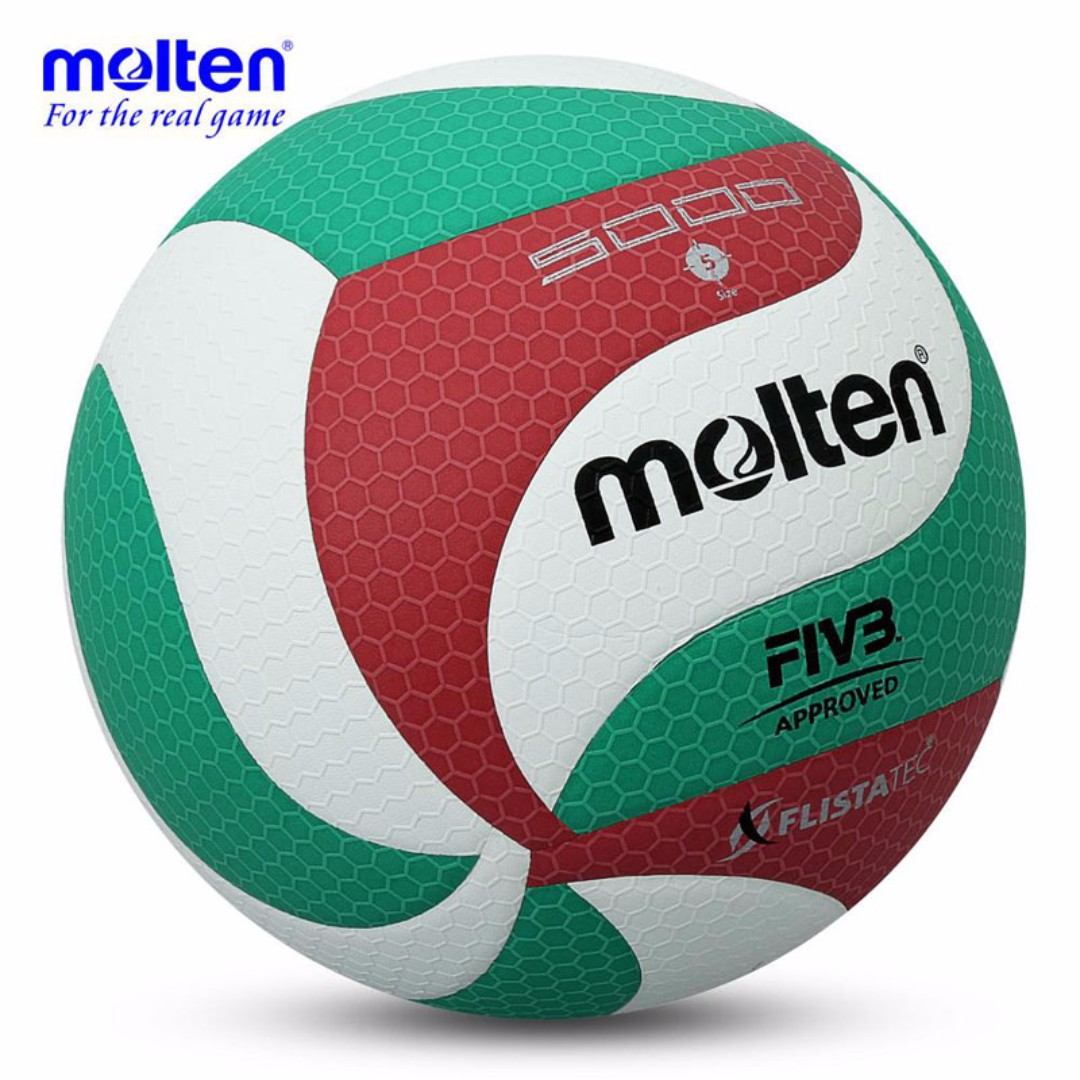 Molten V5m4500 V5m5000 Volleyball Sports Sports Games Equipment On Carousell