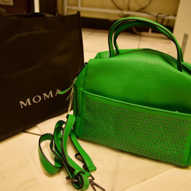 MOMA包包 可提可側背 全新
