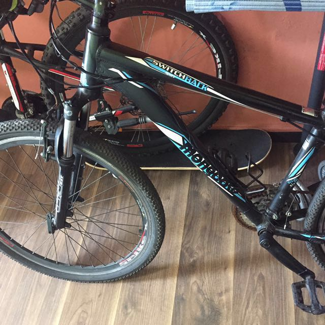 c0b260605b3 Mongoose Switchback Sport, Sports, Sports & Games Equipment on Carousell