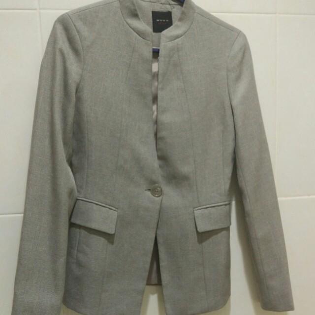 MOOa Grey Blazer