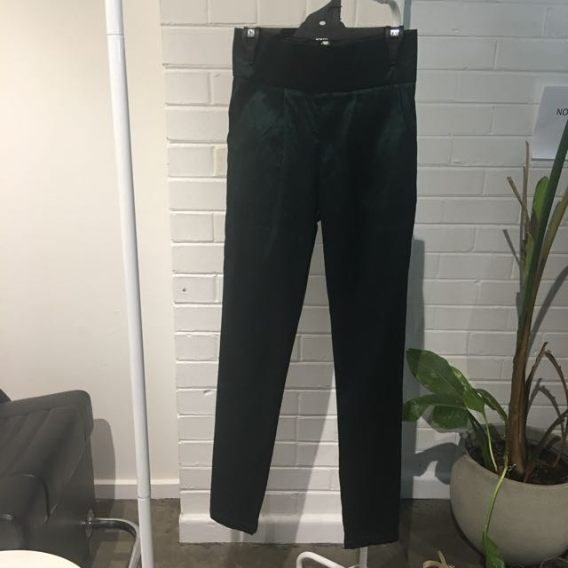 Mossman Forrest green pants - 8