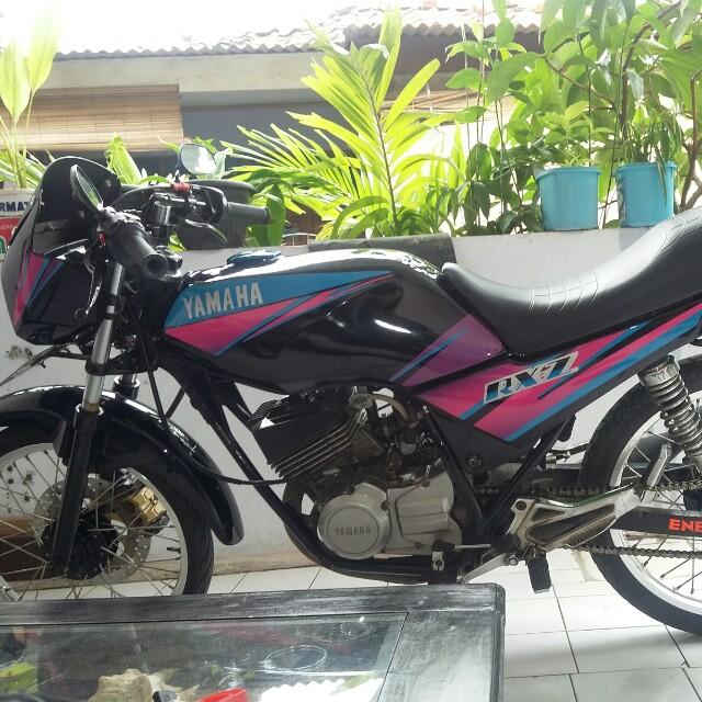 Motor Yamaha Rxz Motorbikes On Carousell