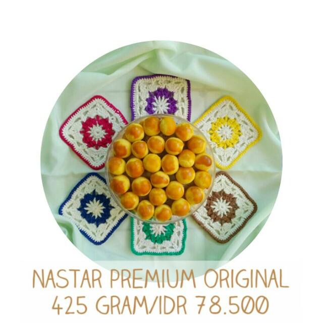 Nastar Premium Original (425 Gram)