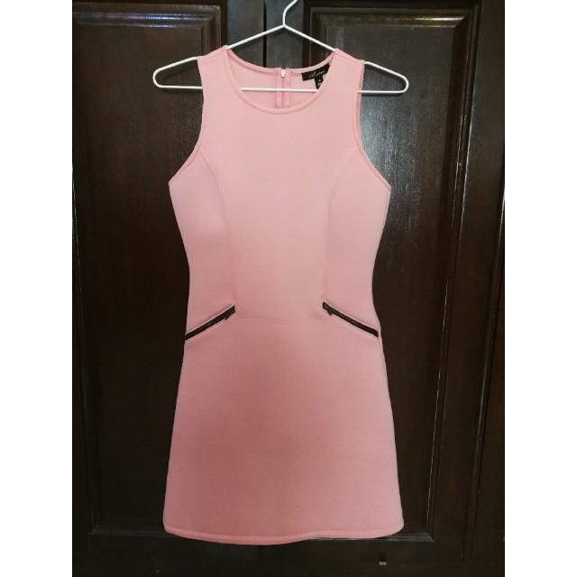 Neoprene dress