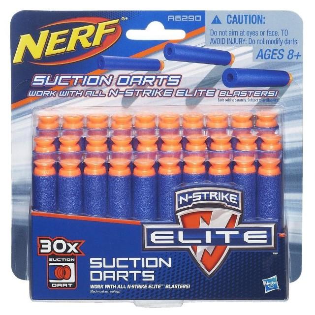 Nerf suction darts (30)