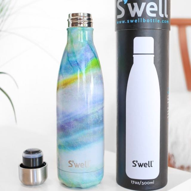 New 17oz Swell bottle (mother of pearl)