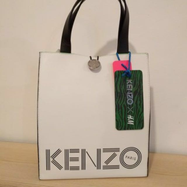 [NEW] Authentic Kenzo / H&M Handbag
