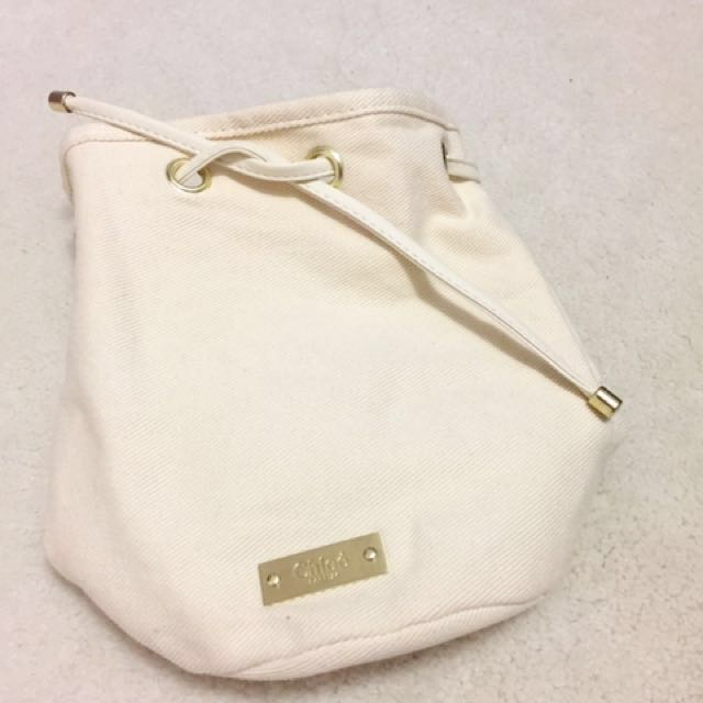 [NEW] Authentic Little Chloe Perfume Makeup Bag