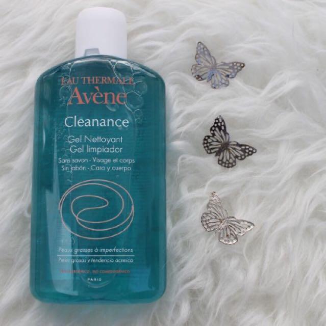 [NEW] Avene Cleanance Gel Iimpiador @300k