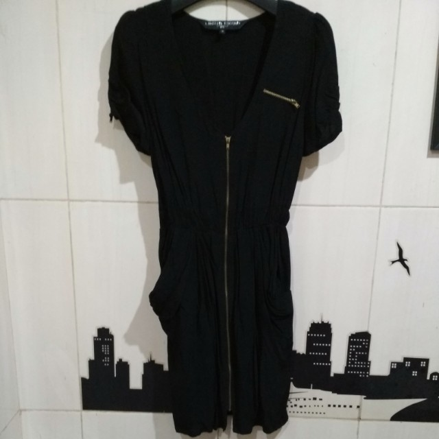 New Look Limited Edition Black Dress