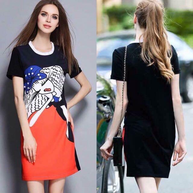NEWCelebrity Inspired dress