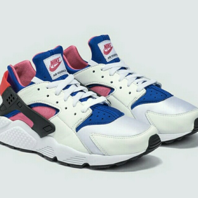 low priced 17796 5fbc2 Nike Air Huarache 91 Qs, Men s Fashion, Footwear, Sneakers on Carousell