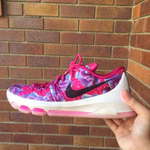 Nike KD 8 Aunt Pearl