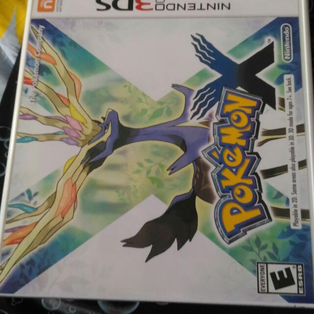 Nintendo 3ds Game(New)