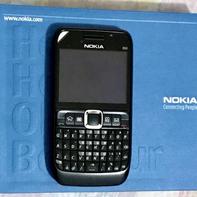 nokia e63 electronics mobile phones on carousell rh ph carousell com BlackBerry Mobile Phones Old Nokia Mobile Phone