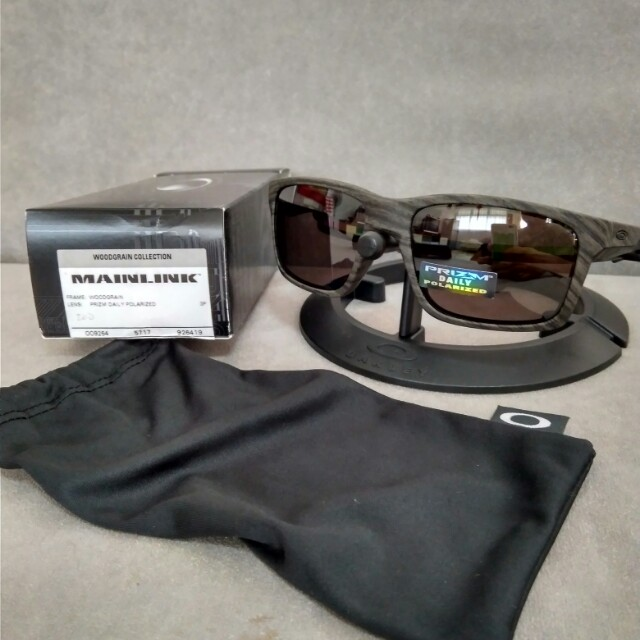 0cde2779e10 oakley mainlink woodgrain prizm daily polarized