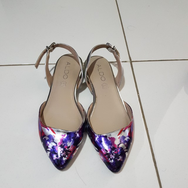 original aldo flat shoes