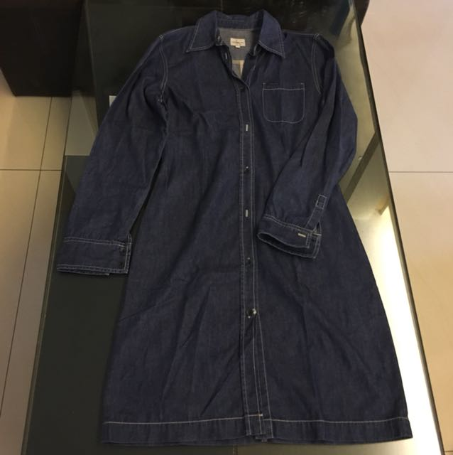 Original calvin klein denim dress