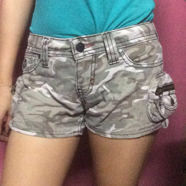 Original Tribal Camouflage Shorts
