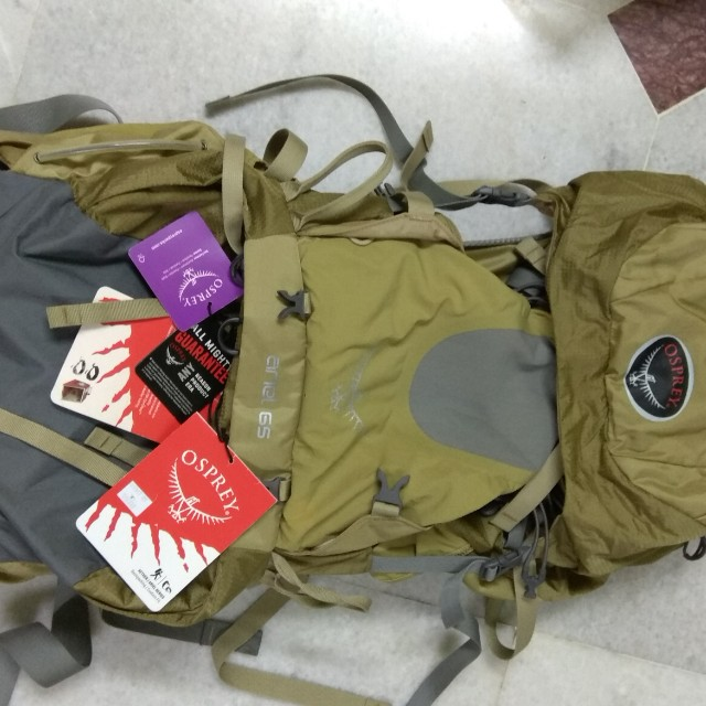 Osprey  Aerial 65L Female