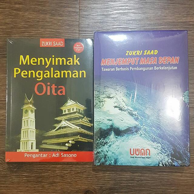 Paket Buku Zukri Saad