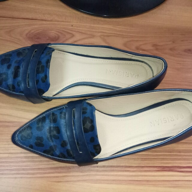 Parisian Pointed Shoes