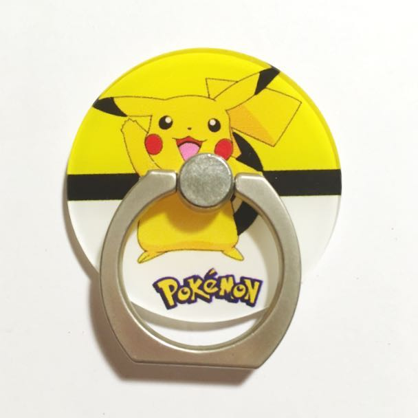 Pikachu Ring Stent