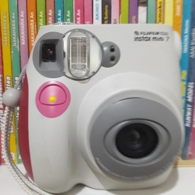 Polaroid instax mini 7 fujifilm