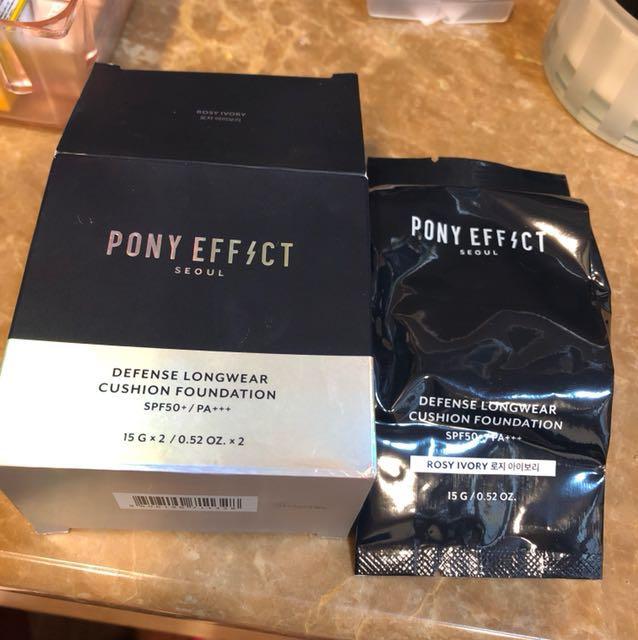 Pony 氣墊粉餅 補充包