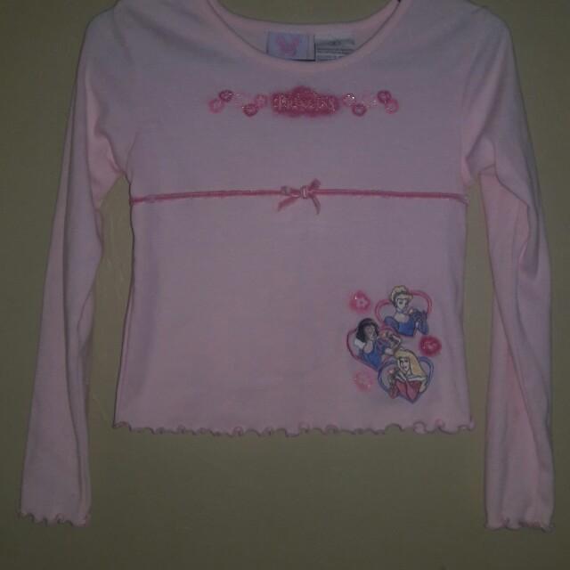 Preloved Disney Pullover