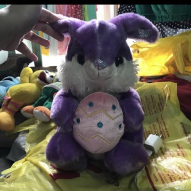 Preloved stuffed toy
