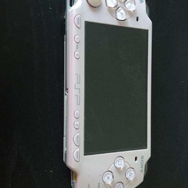 PSP Pink