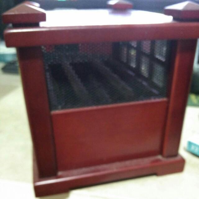 Rain Maker Wind Chime Musical Box Nature Sound Relief Furniture