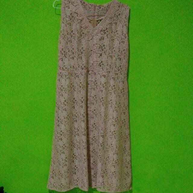 Rompi Brokat Women S Fashion Women S Clothes Dresses Skirts On