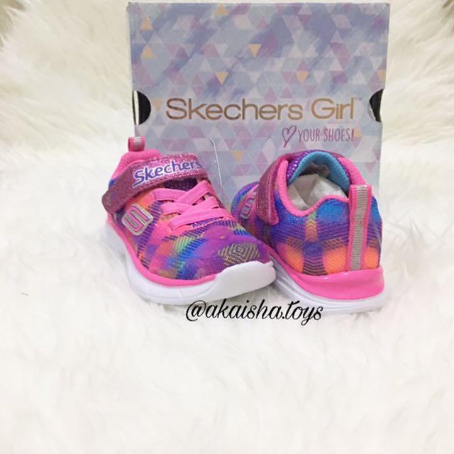 Sepatu Skecher for Kids Original