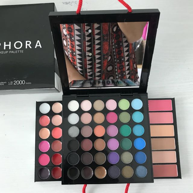 Sephora Medium Bag Palette