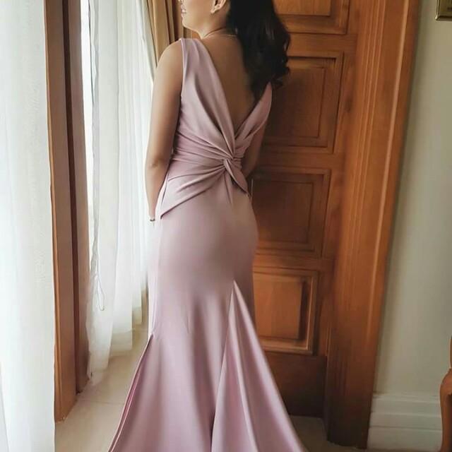 Serpentina gown