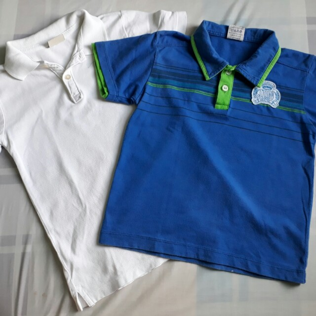 Set of 2 Boys Polo Bundle