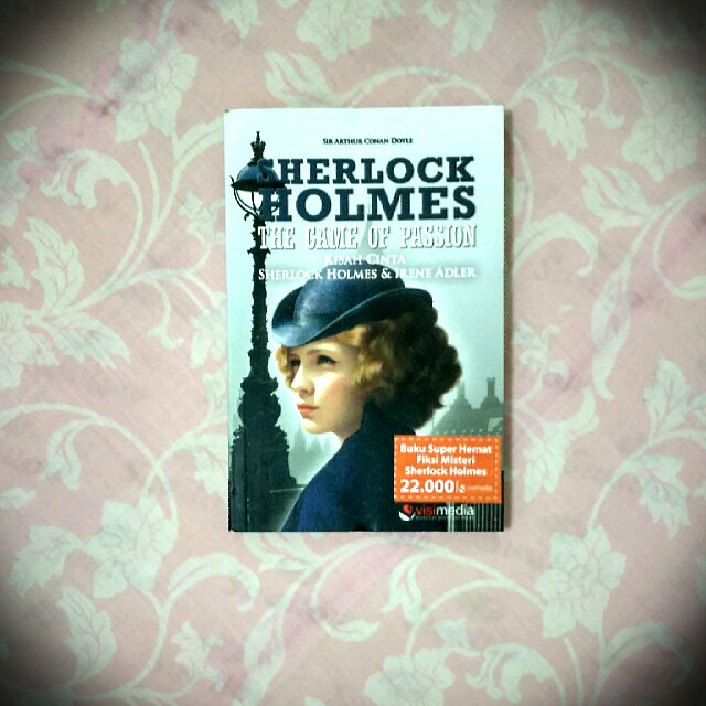 Sherlock Holmes: The Game of Passion
