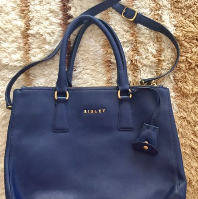 Sisley Saffiano Bag 49a7dedbe88c3